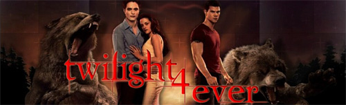 .: Twilight 4ever - le site :.